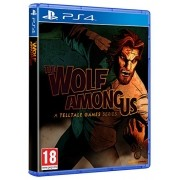 The Wolf Among Us Playstation 4 Original Usado