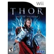 Thor - God of Thunder Wii Usado Original