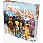 Ticket to Ride First Journey Primeira Jornada Galapagos TTR004