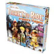 Ticket to Ride First Journey Primeira Jornada Galapagos TTR004