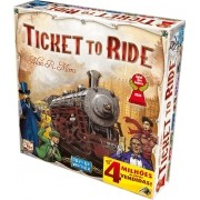 Ticket to Ride Galapagos TTR001
