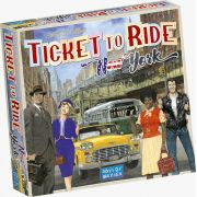 Ticket to Ride New York Galapagos TTR003