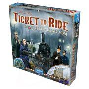 Ticket to Ride Reino Unido e Pensilvania Expansão de Jogo de Tabuleiro Galapagos TTR010