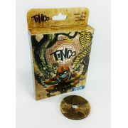 Tinco + Medalhão em Metal Jogo de Cartas Devir JDT777004