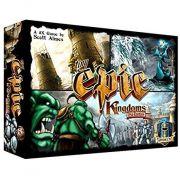 Tiny Epic Kingdoms 2a Edição Jogo de Tabuleiro Importado Gamelyn Games TEK01