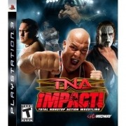 TNA Impact Playstation 3 Original Usado