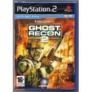 Tom Clancy's Ghost Recon 2 PS2 Original Usado PAL