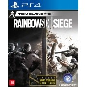 Tom Clancy's Rainbow Six Siege Playstation 4 Original Lacrado