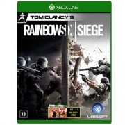 Tom Clancy's Rainbow Six Siege XBOX ONE Original Usado