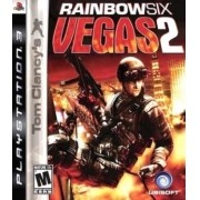 Tom Clancy's Rainbow Six Vegas 2 Playstation 3 Original Usado