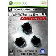Tom Clancy's Splinter Cell Conviction (Steel Box) Xbox360 Original Usado