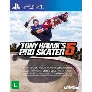 Tony Hawk Pro Skater 5 Playstation 4 Original Lacrado