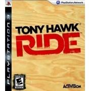 Tony Hawk Ride (só funciona com Skate) Playstation 3 Original Usado