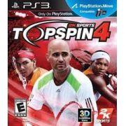 Top Spin 4 Playstation 3 Original Usado