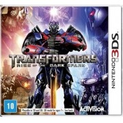 Transformers - Rise of the Dark Spark 3DS Original Usado