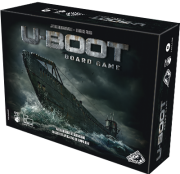 U-Boot Board Game o Jogo de Tabuleiro Galapagos UBT001