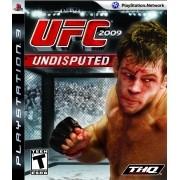 UFC 09 Playstation 3 Original Usado