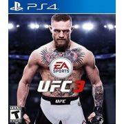 UFC 3 PS4 Original Usado