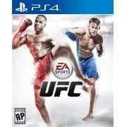 UFC Playstation 4 Original Usado