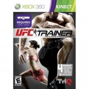 UFC Trainer Platinum Hits Xbox360 Original Usado