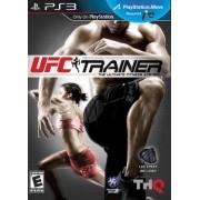UFC Trainer Playstation 3 Original Usado
