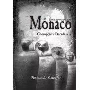 Uma aventura em Mônaco Corrupção e Decadência Fernando Scheffer Livro de RPG Conclave