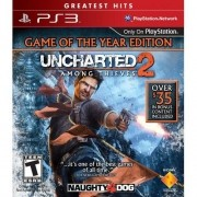 Uncharted 2 Goty Greatest Hits Playstation 3 Original Usado