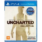 Uncharted Collection Playstation 4 Original Usado