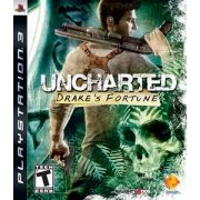 Uncharted Drake's Fortune Playstation 3 Original Usado