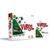 Viral + Expansão Cartas Promocionais Jogo de Tabuleiro PaperGames J022 P002