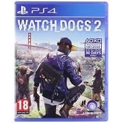Watch Dogs 2 Playstation 4 Original Usado