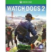 Watch Dogs 2 Xbox One Original Usado
