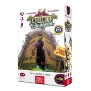 Welcome to the Dungeon Jogo de Cartas Red Box RBX151