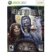 Where the Wild Things Are Xbox360 Original Usado