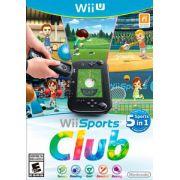 Wii Sports Club Nintendo Wii-U Original Novo