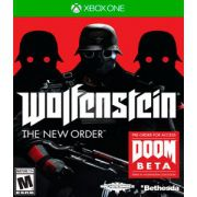 Wolfenstein The New Order Xbox One Original Usado