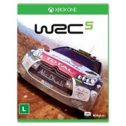 WRC 5 Xbox One Original Usado