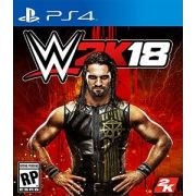 WWE 2k18 W 2k18 Playstation 4 Original Usado