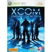 X-COM Enemy Unknow Xbox360 Original Usado