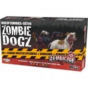 Zombicide Dogz Expansão de Jogo Galapagos ZOM119