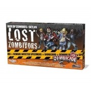 Zombicide Lost Zombivors Galapagos ZOM156