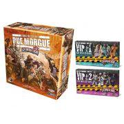 Zombicide Rue Morgue Season 3 + VIP 1 e 2 Galapagos ZOM004