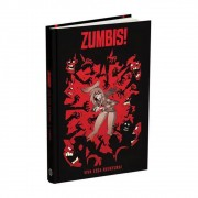 Zumbis Livro de RPG Mandala