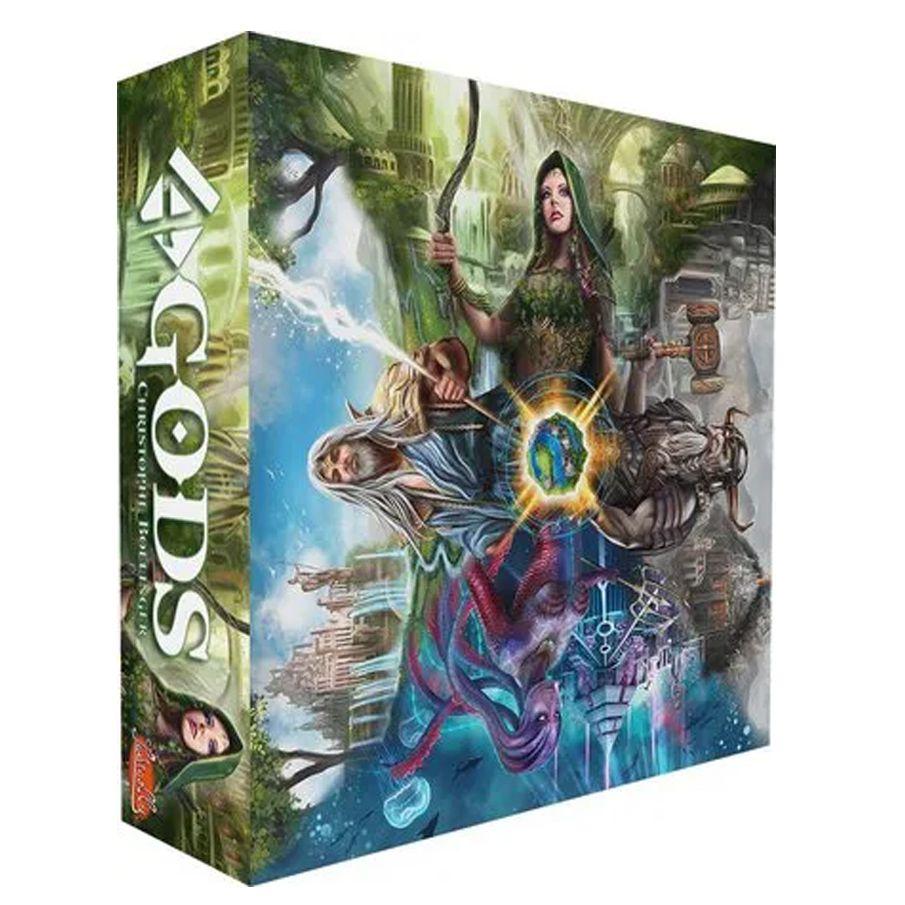 4 Gods Jogo de Tabuleiro Conclave  - Place Games