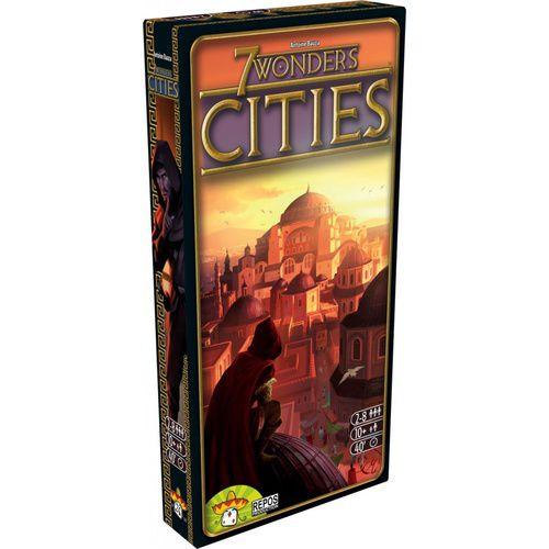 7 Wonders Cidades Cities Expansão Galapagos 7WO005  - Place Games