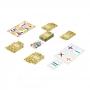 Arquimedes Jogo de Cartas Adoleta Jogos