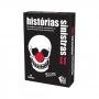 Historias Sinistras Black Stories Funny Death  Jogo de Cartas Galapagos BLK103