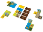 Kingdomino + Acessório Castelo da Princesa Jogo de Tabuleiro PaperGames J006