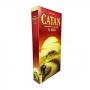 Kit Catan + Expansão 5 e 6 Jogadores Jogo de Tabuleiro Devir