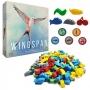 KIT Wingspan + 100 Peças Realistas em Madeira Jogo Base com Acessórios Ludofy